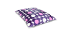 Sitzsack Nightflower Purpur-Rosa