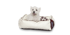 Hundebett Leather in der Gr��e S