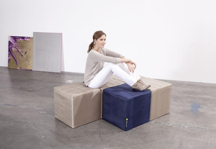 Cube Sitzw�rfel