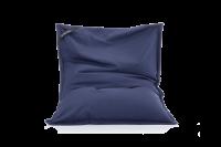 Sitzsack Classic Cotton in Blau