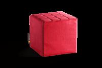 Feuer-Rot - Cube Sitzwürfel