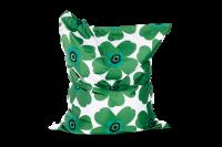 Sitzsack Floralia Outdoor - Grün-Grün