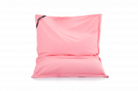 Der Pinke Sitzsack in Rosa