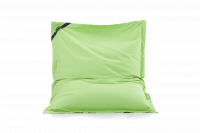 Amazonas-Grün - Sitzsack Cotton