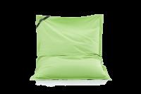 Sitzsack Grün aus Baumwolle