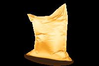 Sitzsack Metallic - Gelbgold