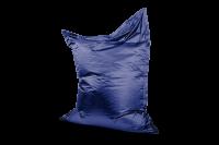 Saphir - Sitzsack Metallic
