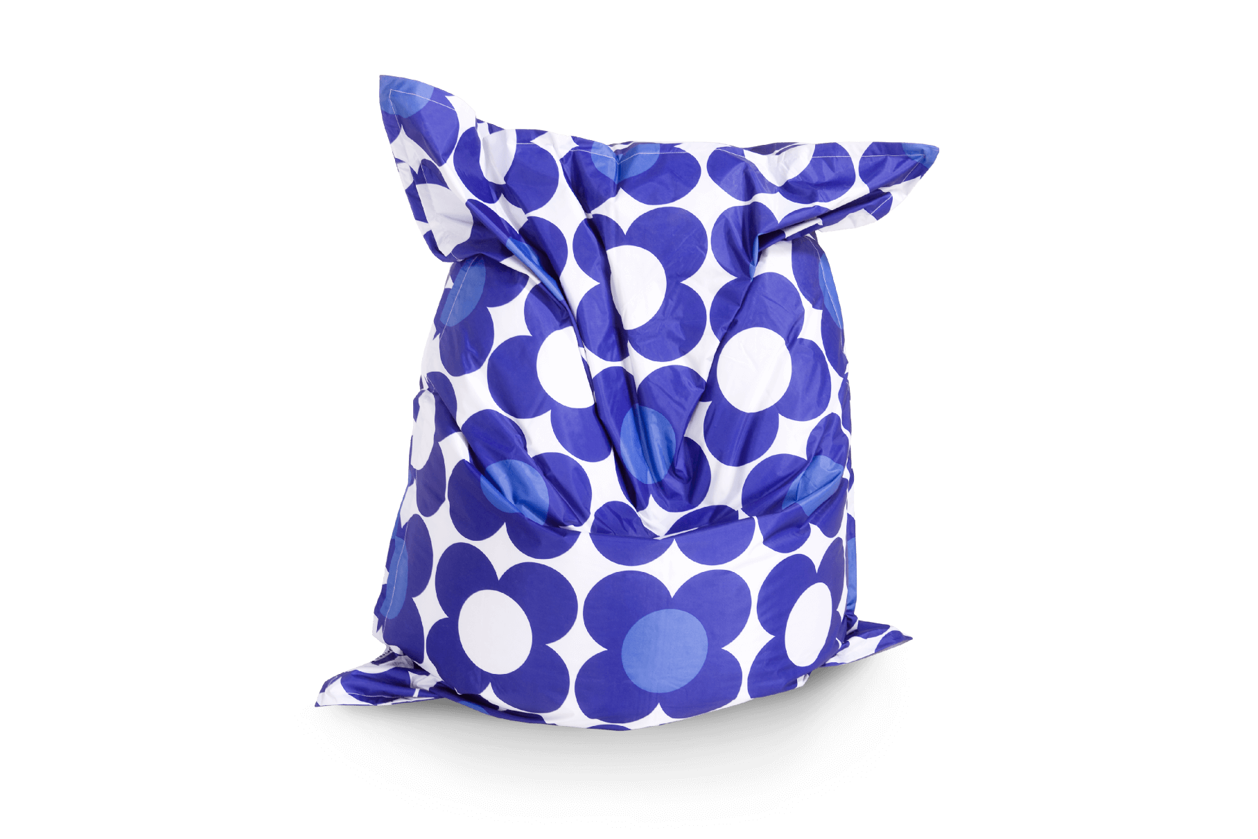 Sitzsack Nightflower Blau Blau