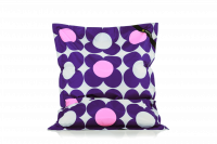 Sitzsack Nightflower jr. - Purpur-Rosa
