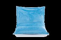 Sitzsack Samt - Himmel-Blau