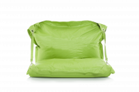 Sitzsack Outdoor Supreme - Limetten-Grün