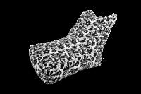 Black & White - Lounge Chair