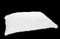 Polar-Weiß - Sitzsack Flokati
