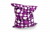 Sitzsack Nightflower Violett-Purpur