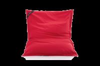 Feuer-Rot - Sitzsack Cotton