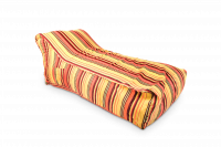 Lounge Daybed - Red-Stripes