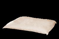 XXXXL Sitzsack in Creme-Weiß