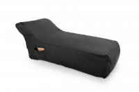 Midnight-Black - Bezug Lounge Daybed