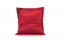 Kindersitzsack Cotton JR in Rot