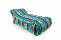 Blue-Stripes - Bezug Lounge Daybed