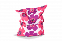 Purpur-Pink - Sitzsack Floralia Outdoor