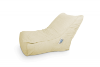 Lounge Chair - Beige-Cord