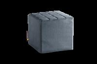 Schiefer-Grau - Cube Sitzwürfel