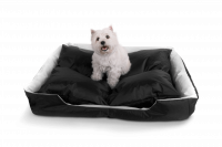 Dogbed Supreme - Black & White