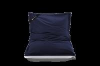Kindersitzsack Cotton JR in Blau