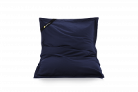 Kindersitzsack Cotton JR in Blau