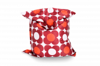Nightflower Sitzsack Rot-Orange