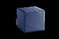 Indigo-Blau - Cube Sitzwürfel