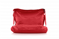 Zinnober-Rot - Sitzsack Outdoor Supreme