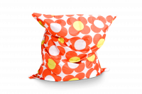 Sitzsack Nightflower - Orange-Gelb