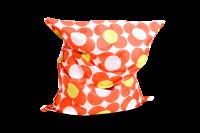 Sitzsack Nightflower Orange-Gelb