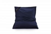 Sitzsack Cotton jr. - Indigo-Blau