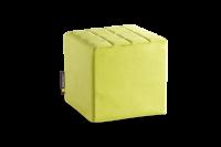 Limetten-Grün - Cube Sitzwürfel