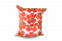 Sitzsack Floralia Outdoor - Orange-Orange