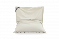 Cotton Sitzsack in Beige